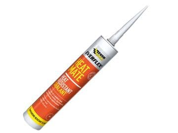 Heat Mate Sealant Black 295ml